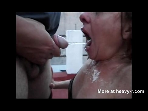 guys porn tube Throat pissed