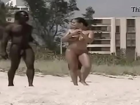 Nude interracial videos