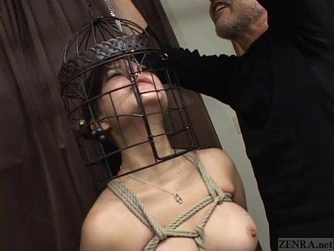 Japanese femdom nose hook