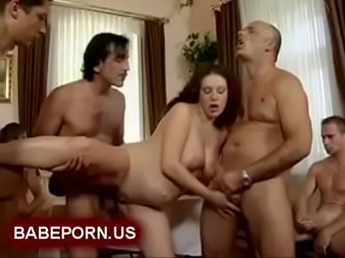 Ultimate gang bang movie