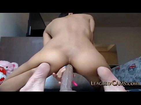 Thick Ass Twerking Dildo