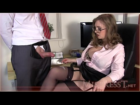 cover video Testing New  Office Fucktoy   Mistress T
