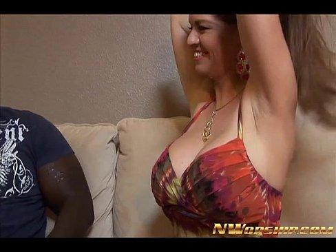 Big Natural Tits Black Cock
