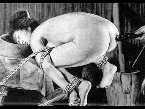 Bdsm fetish asian slave wives