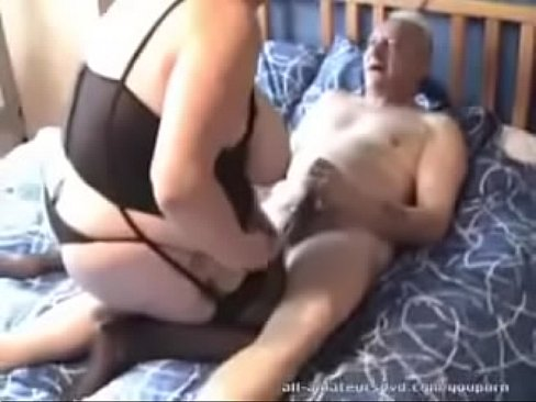 real old amateur mature