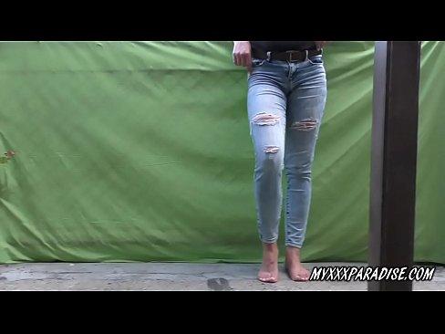 Female Pee Desperation Shorts
