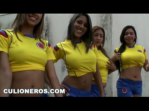 XVIDEOS CULIONEROS - Sexy Latina Soccer Players with Big Asses (bac8732) free