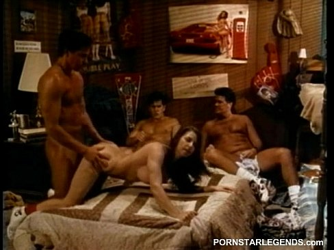 cover video 3 Guys Take  Turns Fucking College Slut