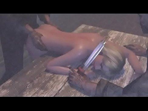 Transgender boy to girl naked body