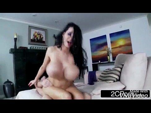 huge fat tits riding cock