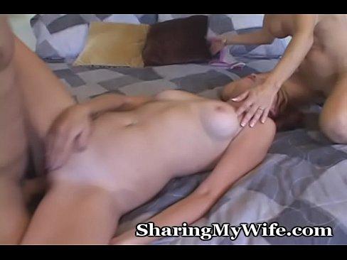 wife loves swinging