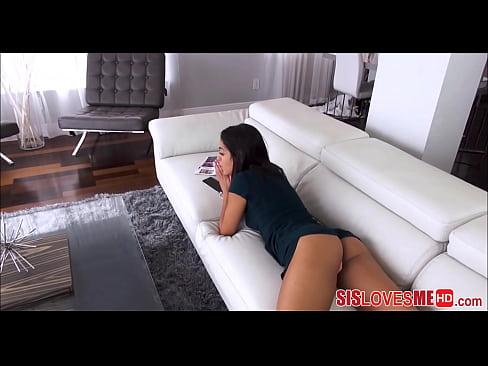 Hot Teen Latina Step Sister Vienna Black Fuck