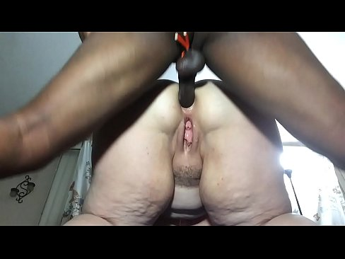 interracial amateur pawg gaping anal