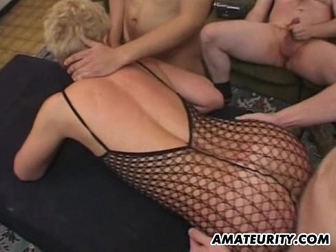 amateur wife anal group
