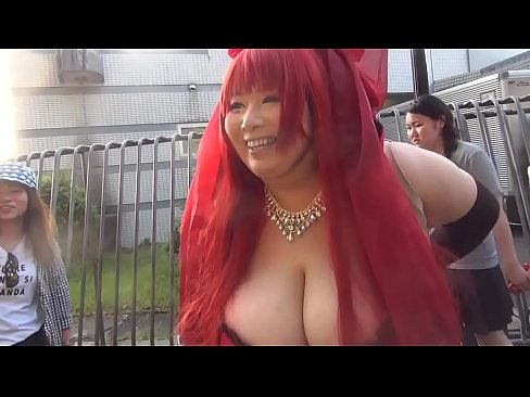 Japanese Woman With Massive Tits (Part 1) - Pumhot.com's Thumb
