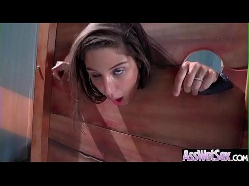 (Abella Danger) Big Oiled Ass Girl Like Deep Anal Hardcore Bang vid-01