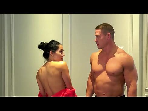 Nude K Celebration John Cena And Nikki Bella Stay True To