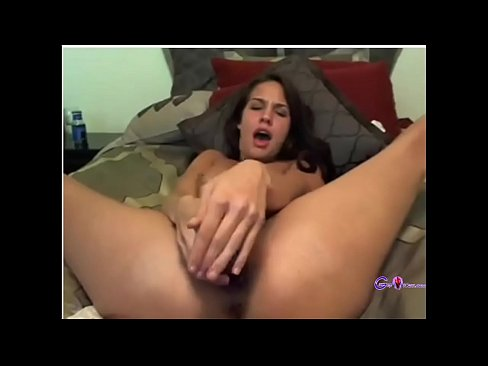 Vibrater using hot girl