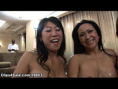 sexy asian lesbians