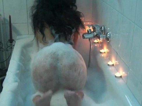 Beautiful nude girls bathing video phrase