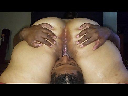 Eat My Hairy Ebony Pussy