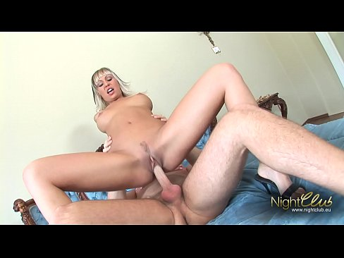 German Blond Amateur blow Dick and get fucked's Thumb