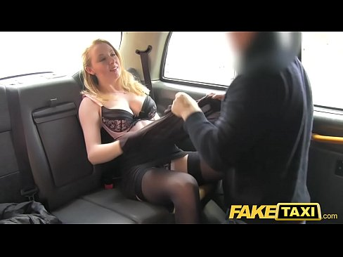 Hot tits in fake taxi videos