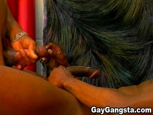 Naughty thugs anal fuck