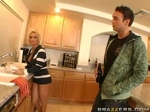 Busty Housewife Cheating!
