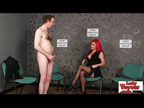 spiata mentre si masturba