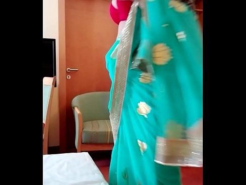 Savita giving her choot to her husband's friend Part 2