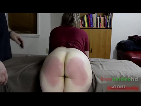 Spanking Her Juicy Ass