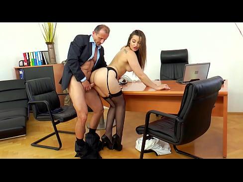 My  hairy attorney loves creampie Part 1