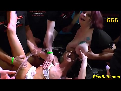 Piss whore get facials XXX Sex Videos