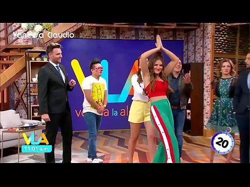 Vanessa Claudio Culo Tragon en Pantalon Verde VLA XXX Sex Videos