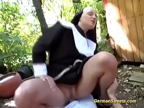 cover video Young Guy Picke d Up From Nun For Sex or Sex