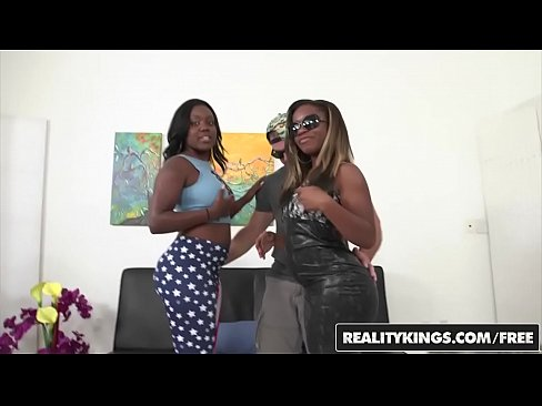 RealityKings – Round and Brown – (Aries Crush, Mi) – American Ass