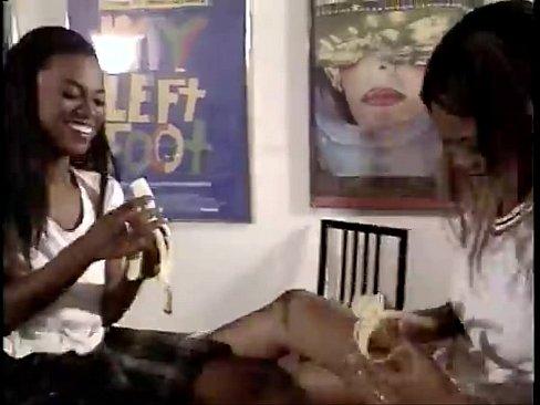 Ebony Lesbian Clit Clit