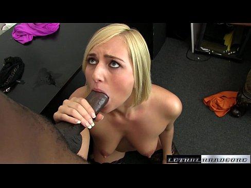 Kate like black cock