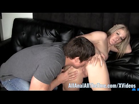 Cutie Hailey Benz Gets Ass Spread and Licked at AllAnal!'s Thumb