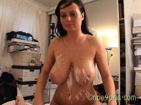 Crazy Pierced Pussy