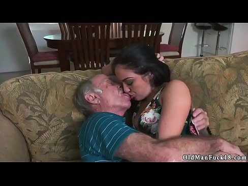 Young Girl Fucks Fat Old Man