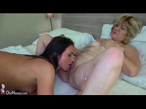 Mature girl on girl sex