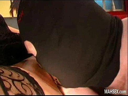 She loves to lick her pussy