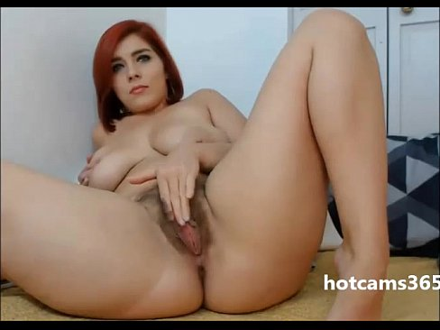 Dildo In Hairy Pussy