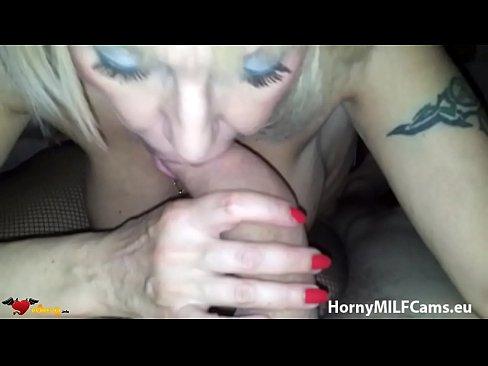 amateur grandma sucking cock