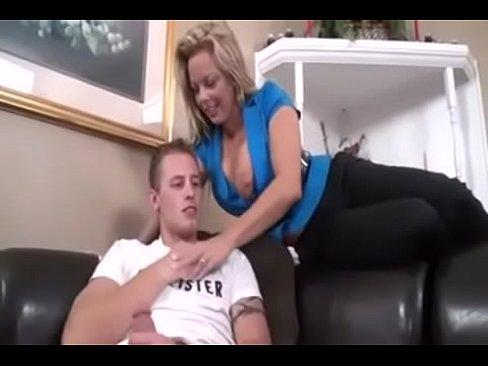 Milf Fucks Young Couple