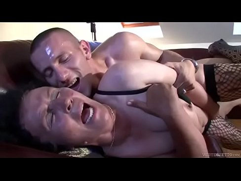 Granny cock lovers