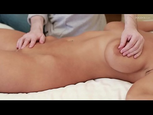 Anal after a horny massage