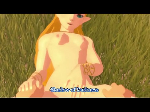 naked Princess zelda